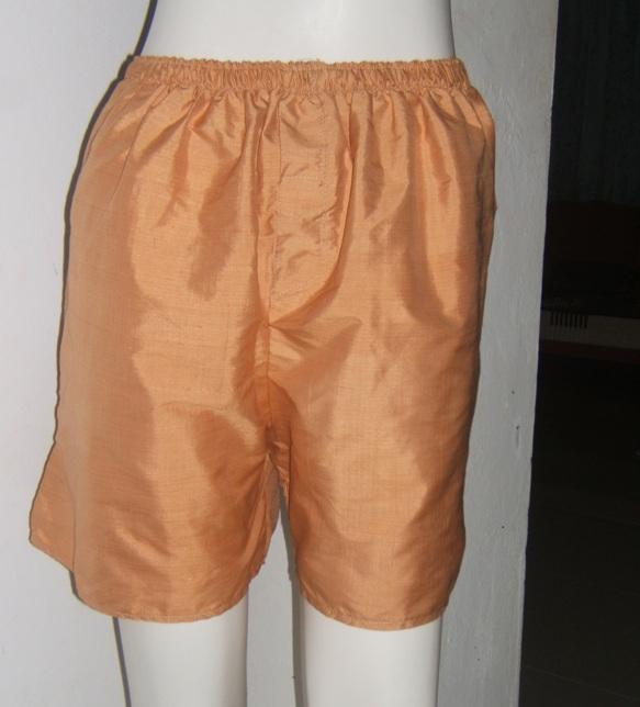 Buy Thai Silk Boxer Shorts