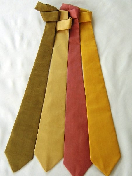 Buy Set of Four Silk Neckties