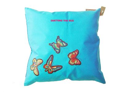Buy Silk Cushion Cover p002
