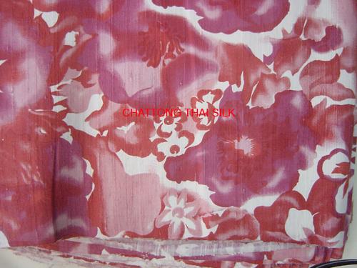 Buy Printed-design Silk PA002