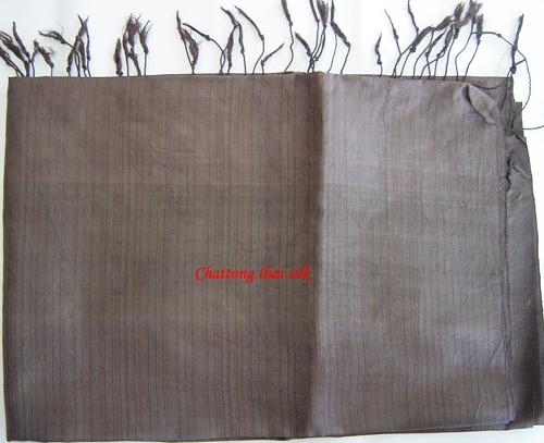 Buy Thai silk Scarf SA 007