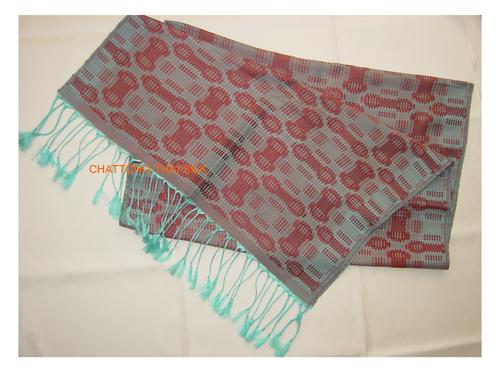 Buy Thai silk Scarf SCA009