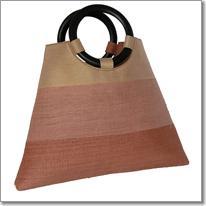 Buy 100% Thai silk handbags HD