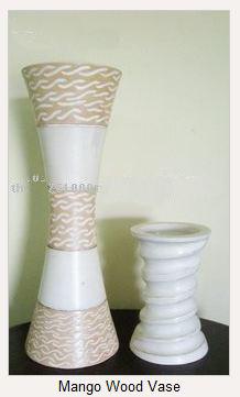 Buy Mango Wood Vase