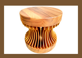 Buy Drum-shaped table