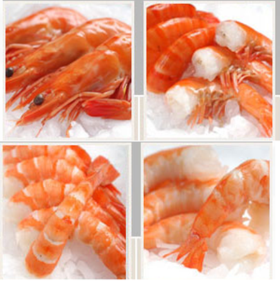 Buy Cooked shrimps