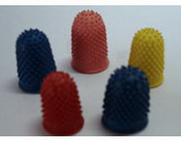 Buy Rubber Finger Cone Band