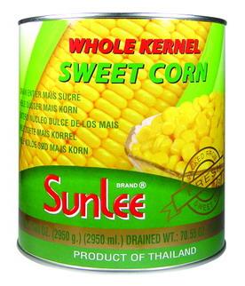 Buy Canned Sweet Corn 108oz