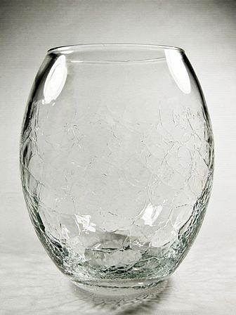 Buy Crackle Vase