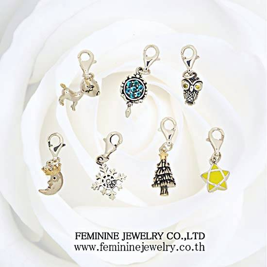 Buy Sterling Silver Charm