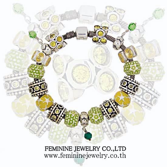 Buy Silver Beaded Bracelet