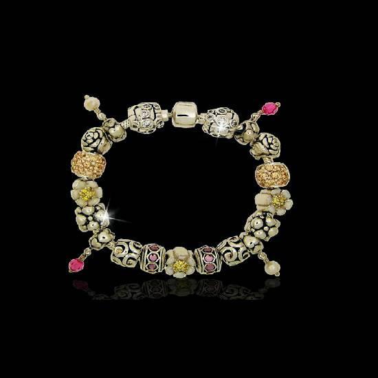 Buy Elegance Silver Bracelet