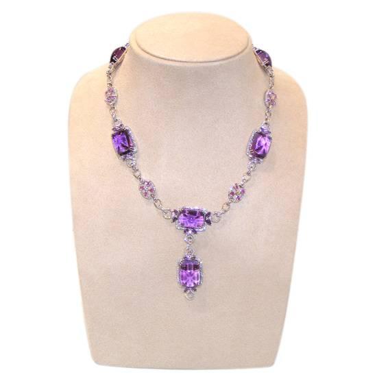 Buy Amethyst Necklace