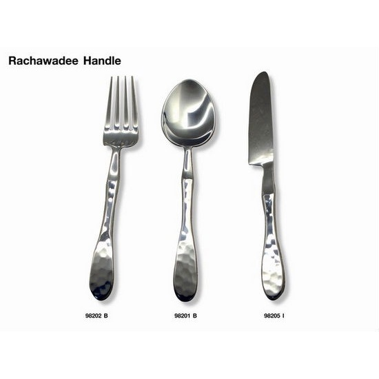 Buy Stainless Steel Tableware (Rachawadee Handle)