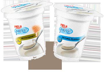 Buy Natural fruit yoghurt