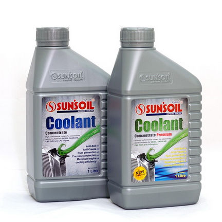 Buy Sun'soil Coolant concentrate premium (concentrated radiator coolant)