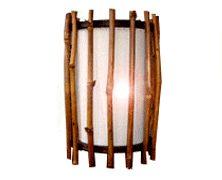 Buy Bamboo Lamp