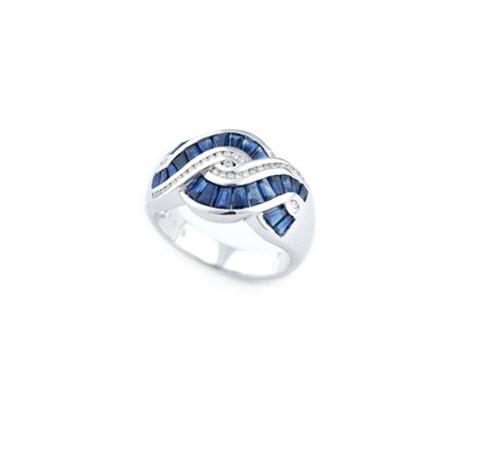 Buy Blue Sapphire Ring