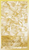 Buy Parboiled Rice