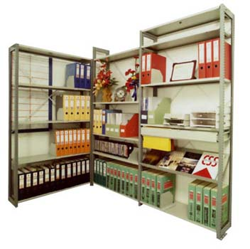 Buy Compact Stationary Shelves Systems