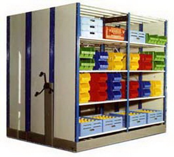 Micro Racking Mobile Shelves Systems