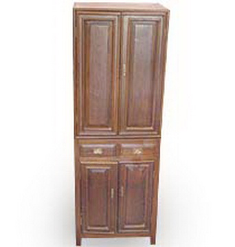 Buy 2 Piece Cupboard with 2 Drawers