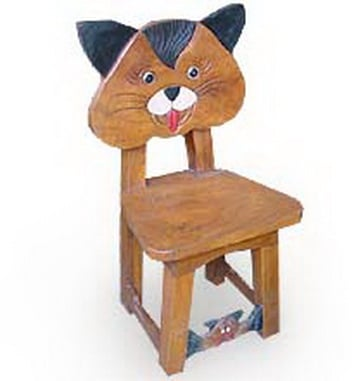Buy Childs Cat Chair