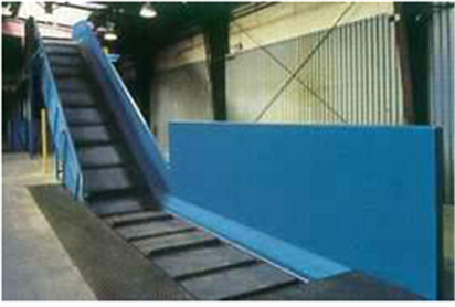 Buy Incline Rubber Belt Conveyor