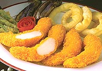 Surimi Breaded Shrimp Tails