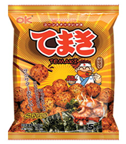 Buy Medium Temaki Squid Flavour