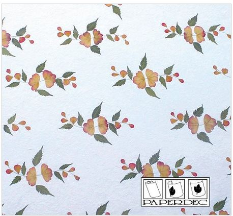 Buy Folwer decorative paper