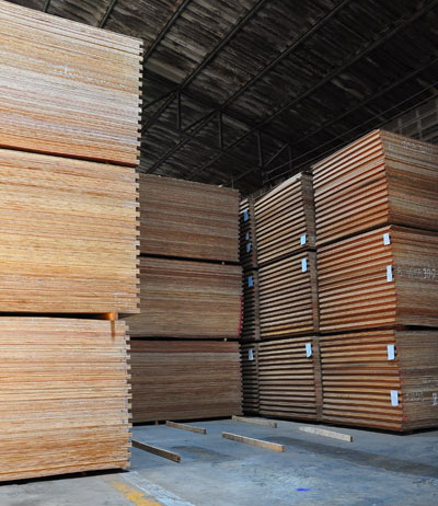 Buy Teak Laminated Plywood - TLP