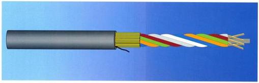Buy Single Jacket, Loose Tube Fiber Optic Cable