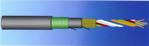 Buy Fiber Optical Cable Direct Buried Type