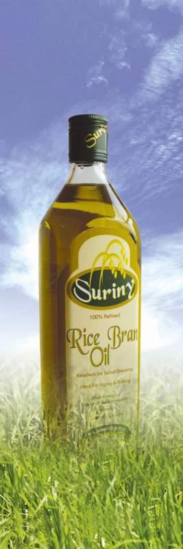 Buy Suriny Rice Bran Oil