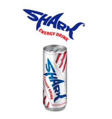 Buy SHARK Carbonated Energy Drink