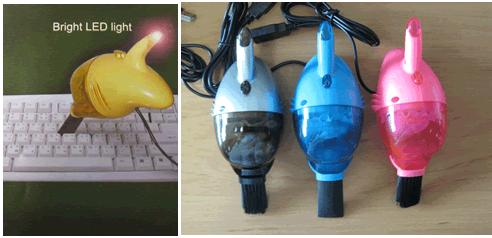 Buy USB Mini Fish Vacuum Cleaner