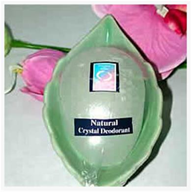 Buy Natural crystal deodorant Fraicheur de Roche