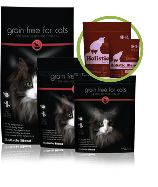Buy Grain Free Cat Food