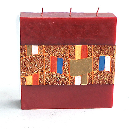 Buy Aromatic Cube Candle Set 1