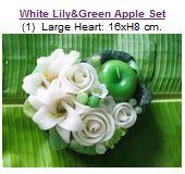 Buy White Lily Set