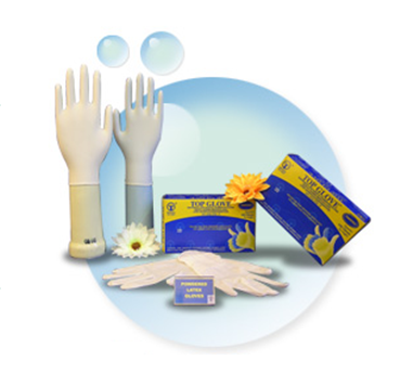 Buy Gloves Latex Examination Powdered