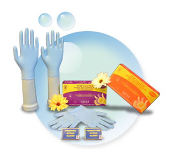 Buy Nitrile Examination Gloves