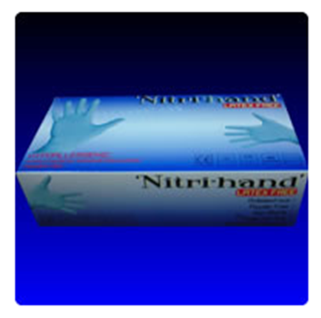Buy Powder free latex gloves