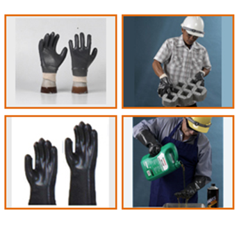 Buy PVC coated cotton gloves. Interlock Cotton Glove with PVC Coating.