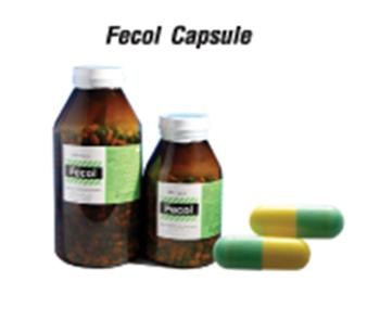Buy Fecol Capsule