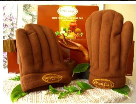 Buy Thai Herbal Compress PAD (Glove)