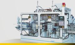 Buy Blow moulding machine T & DST Series