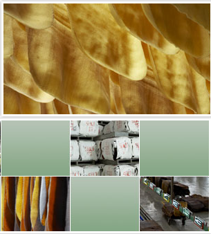 Buy Ribbed Smoked Sheets (RSS)