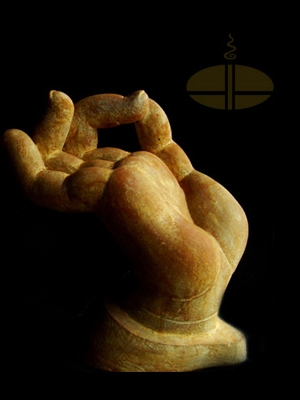 Buy Buddha's Hand - Blessing sculpture
